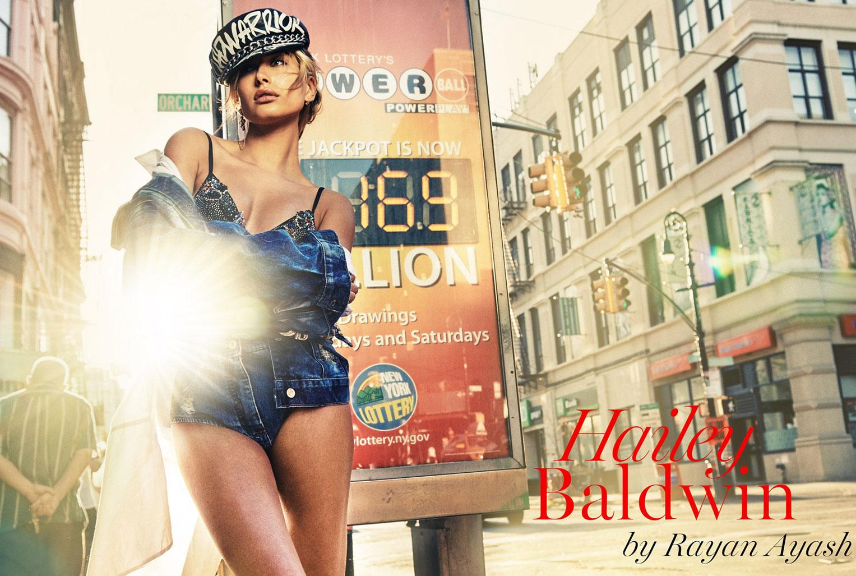 В поисках красоты - Хейли Болдуин / Hailey Baldwin by Rayan Ayash / Seeking Beauty