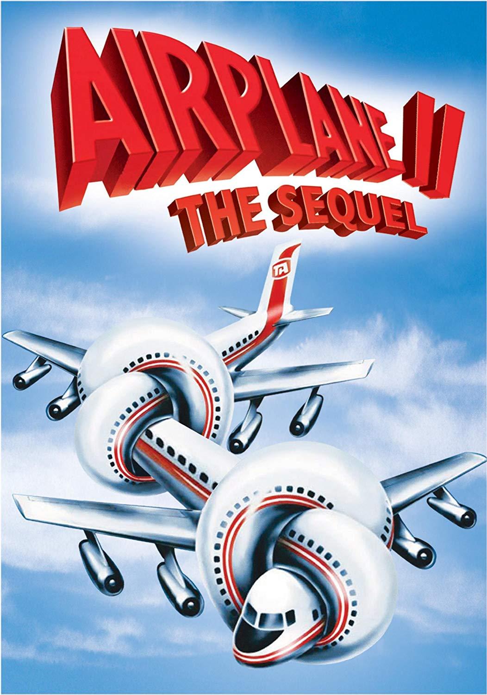 Airplane II The Sequel [1982] [BluRay] 1080p