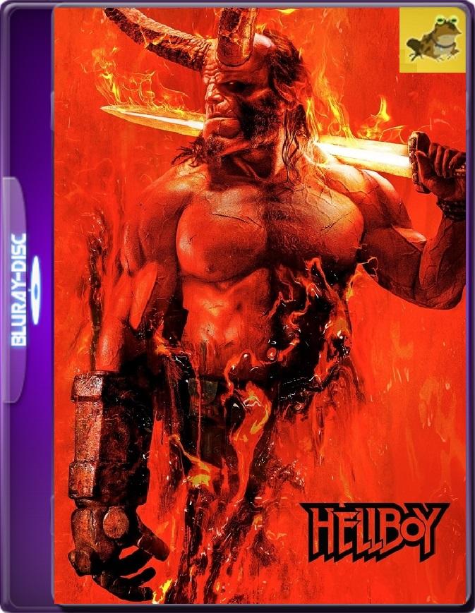 Hellboy (2019) Brrip 1080p (60 FPS) Latino / Inglés