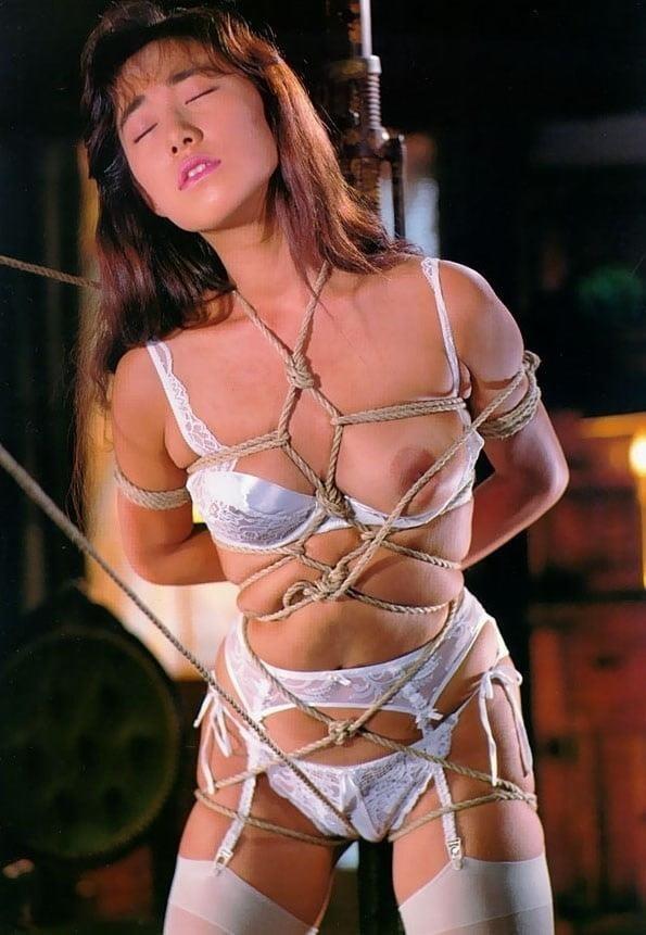 Rope bondage girl-3361