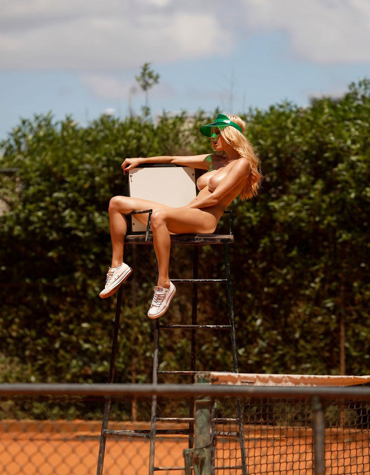 Ольга де Мар в спецвыпуске журнала Playboy -Девушки летом- / фото 04
