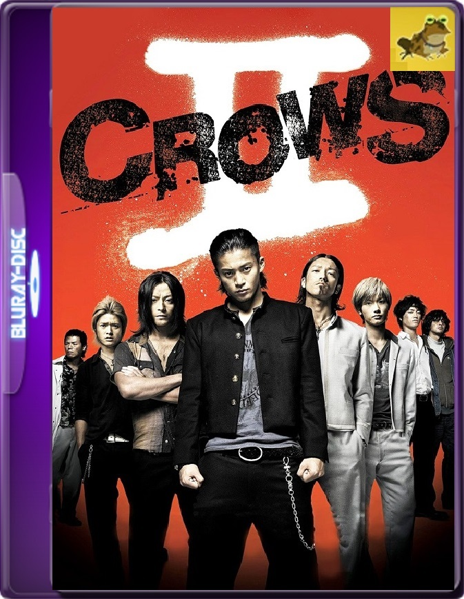 Crows II (2009) Brrip 1080p (60 FPS) Japonés Subtitulado