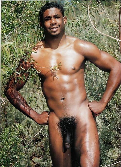 Black men naked penis-1190