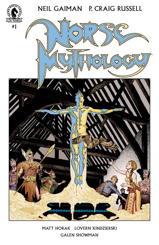 Norse Mythology II 01-04 (2021)