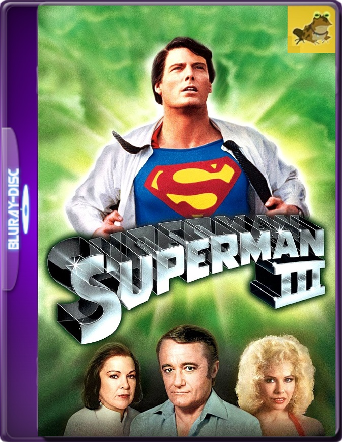 Superman 3 (1983) Brrip 1080p (60 FPS) Latino / Inglés