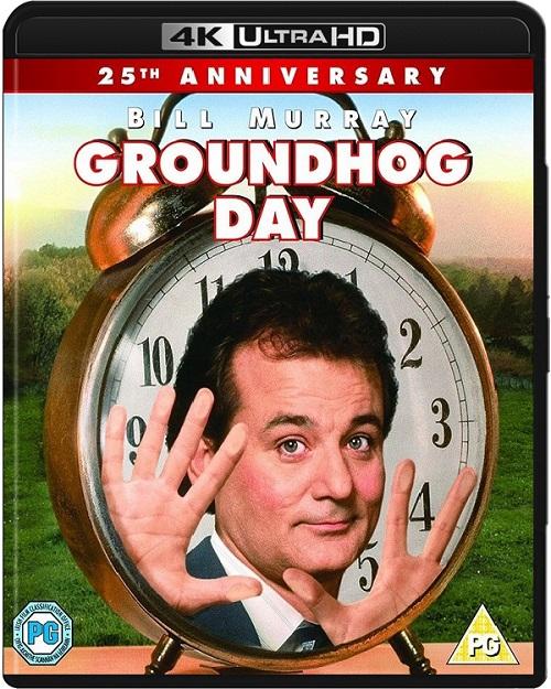 Dzień świstaka / Groundhog Day (1993) MULTi.REMUX.2160p.UHD.Blu-ray.HDR.HEVC.ATMOS7.1-DENDA / LEKTOR i NAPISY PL