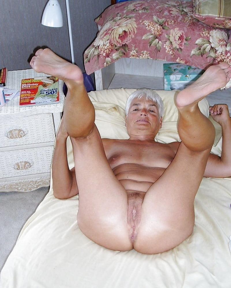 Chubby granny naked-7348