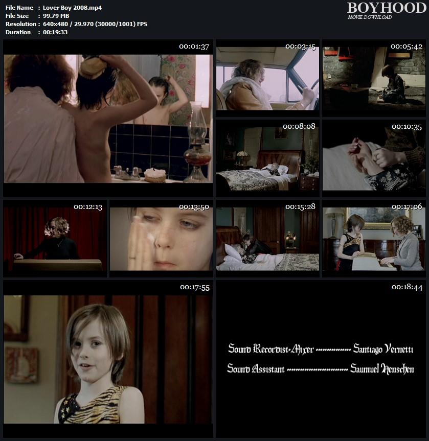 Lover Boy 2008