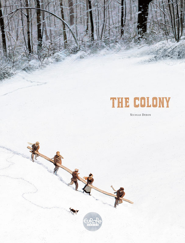 The Colony (Europe Comics 2020)
