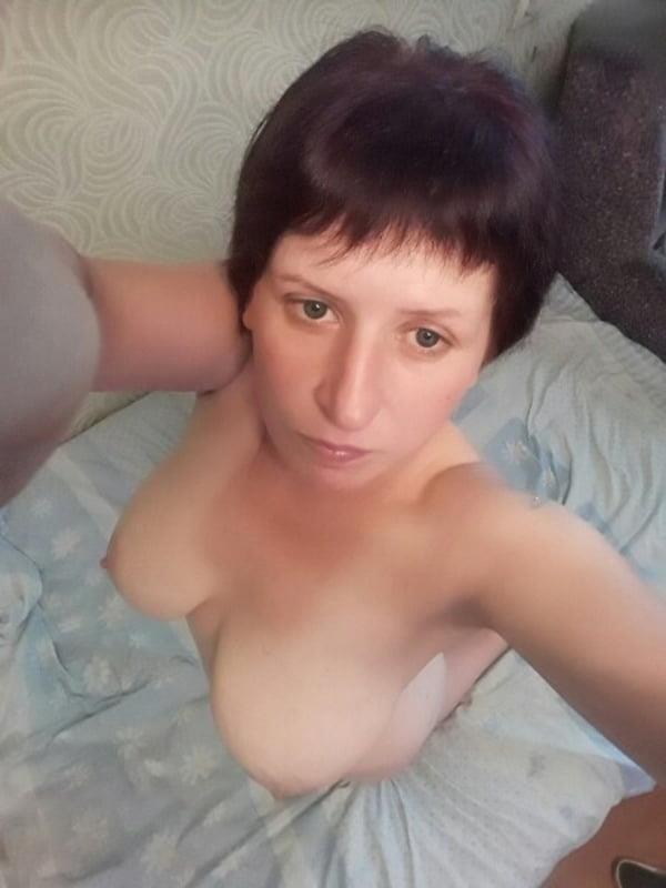 Sweet nude selfie-1099