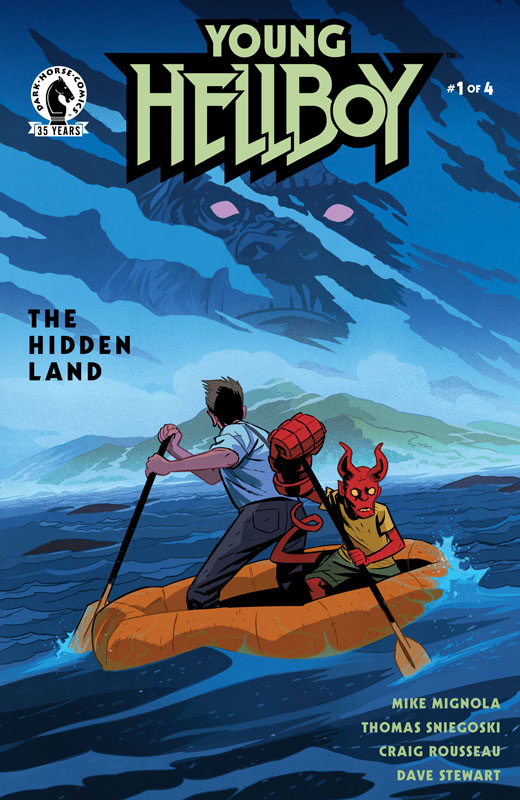 Young Hellboy 01 (of 04) (2021)