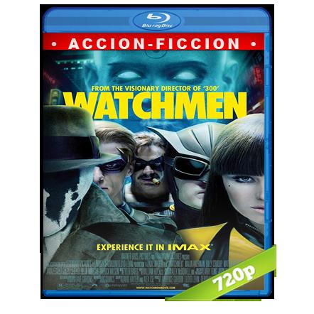 Watchmen Los Vigilantes HD720p Audio Trial Latino-Castellano-Ingles 5.1 2009