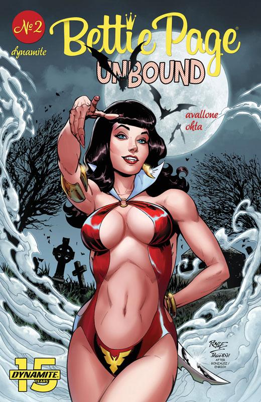 Bettie Page - Unbound #1-6 (2019)