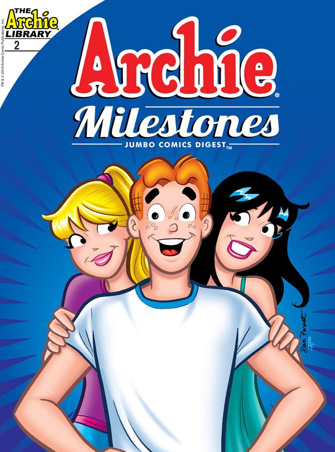 Archie Milestones Comics Digest #1-4 (2019)