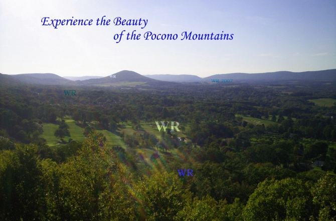 Experience the Beauty of the Poconos