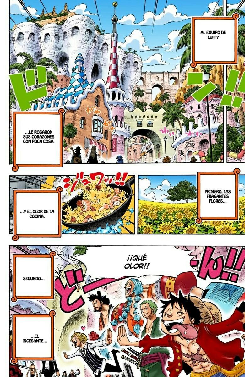 One Piece Manga 700-701 [Full Color] [Dressrosa] RWL86ikR_o