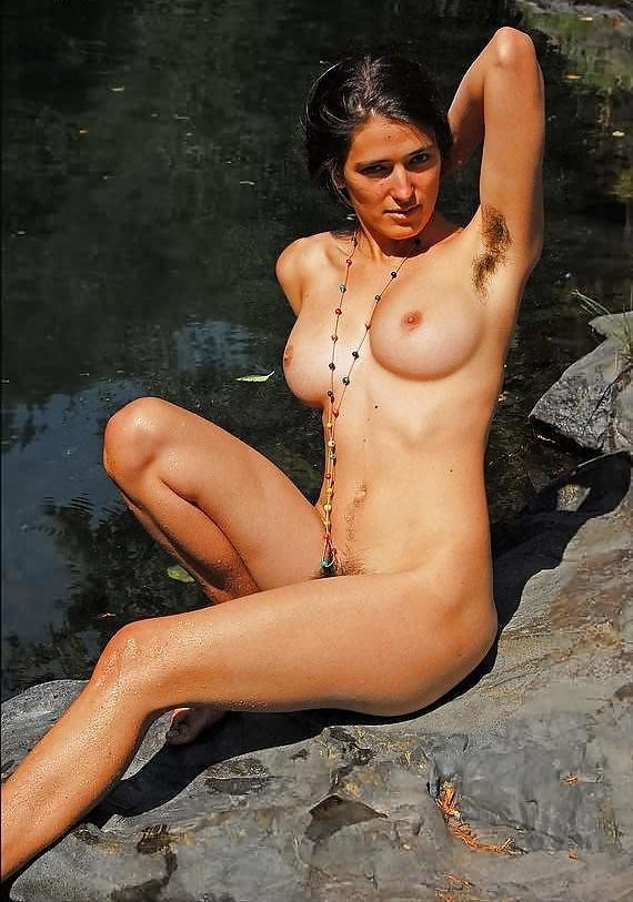 Girls with hairy armpits porn-7389