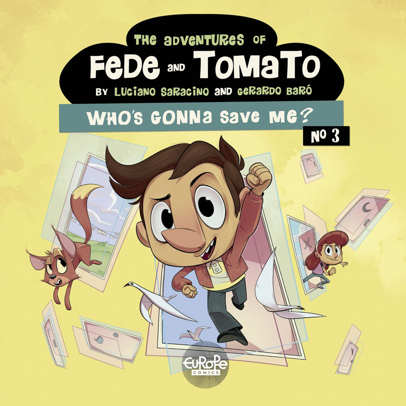 The Adventures of Fede and Tomato 01, 03 (2019-2020)