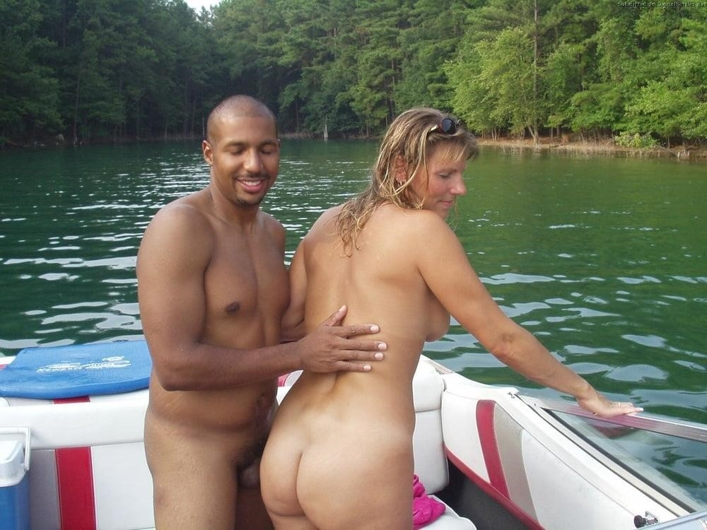 Husband shares wife in threesome-8641