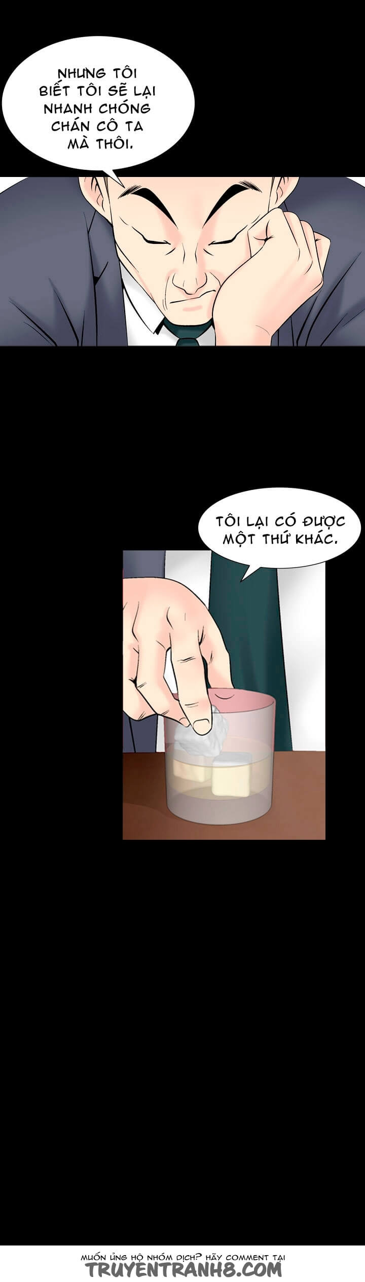 The Taste Of The Hand Chapter 30 - Trang 18