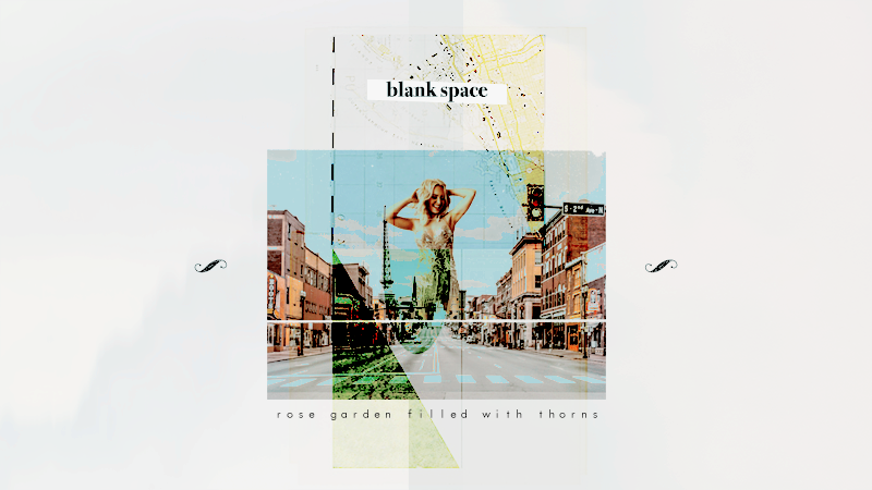 ~ BLANK  S P A C E