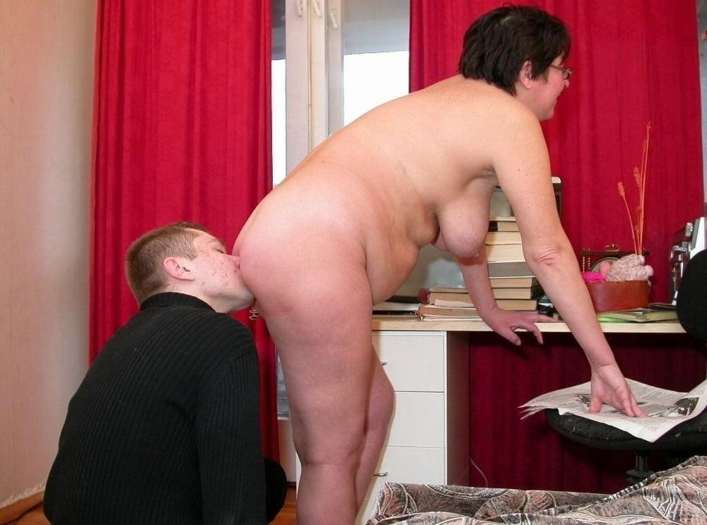 Old women sex with yung boy-6333