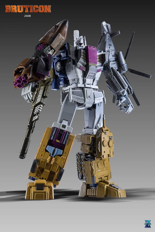 [Zeta Toys] Produit Tiers - Armageddon (ZA-01 à ZA-05) - ZA-06 Bruticon - ZA-07 Bruticon ― aka Bruticus (Studio OX, couleurs G1, métallique) - Page 5 Sxiq1CN2_o