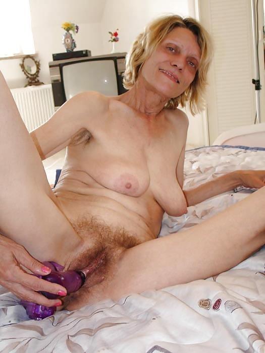 Skinny naked older women-9335