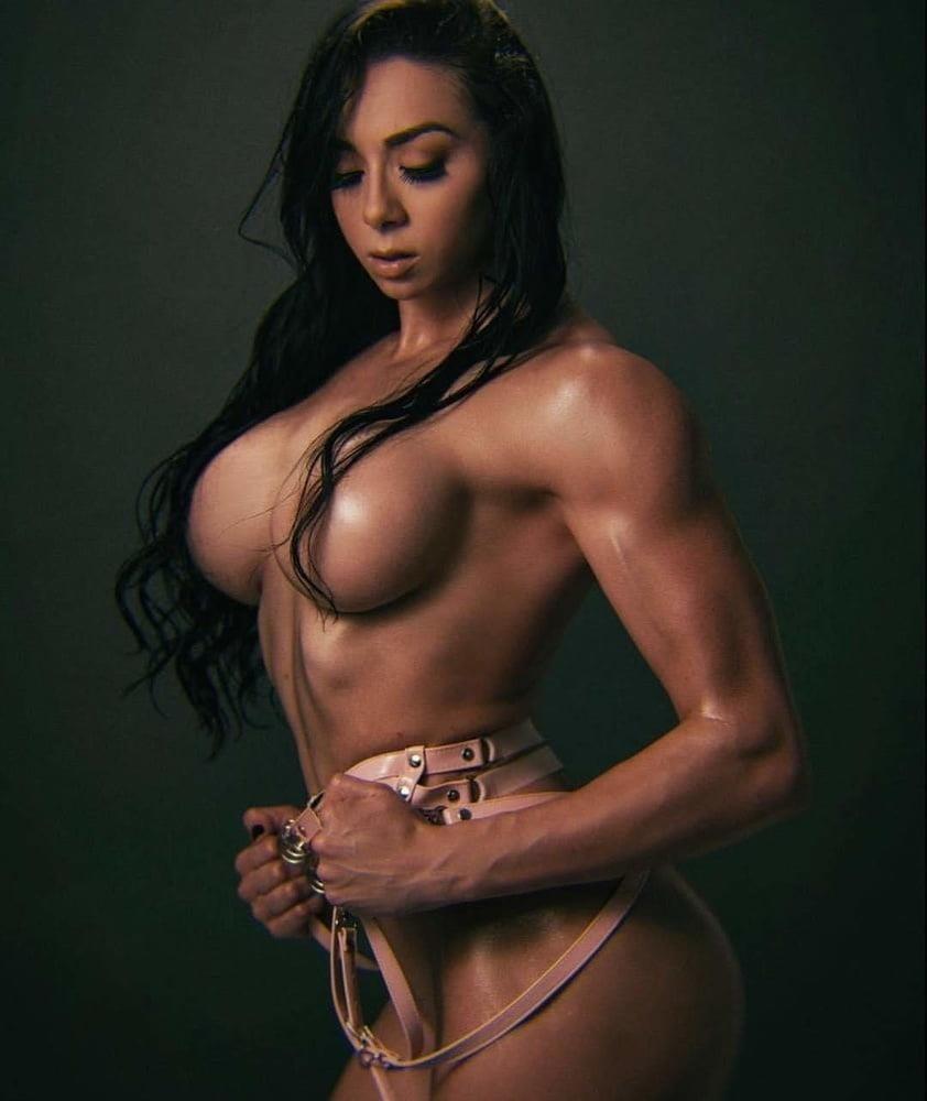 Muscle female bdsm-5496