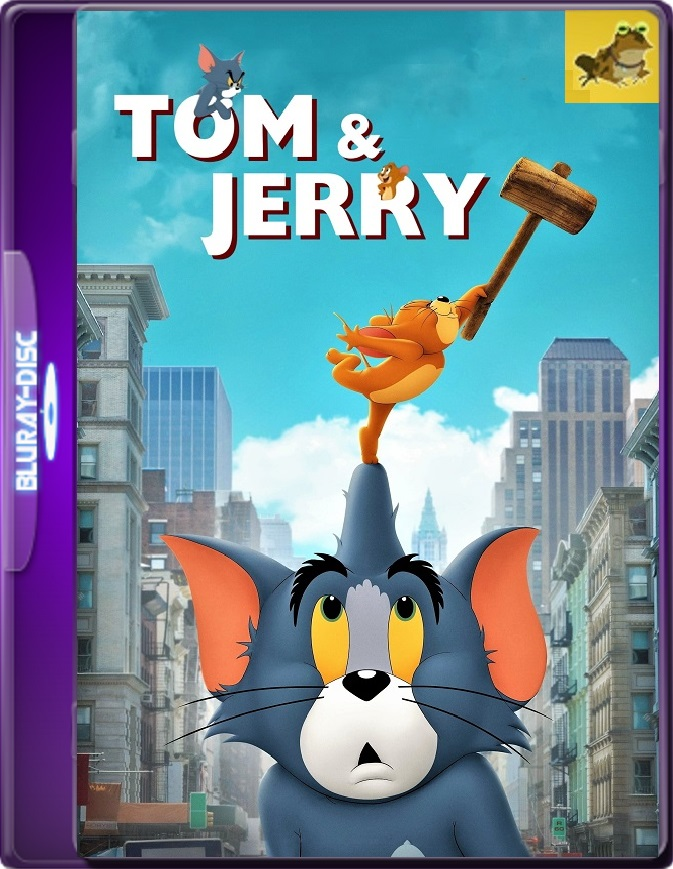 Tom Y Jerry (2021) WEB-DL 1080p (60 FPS) Latino / Inglés