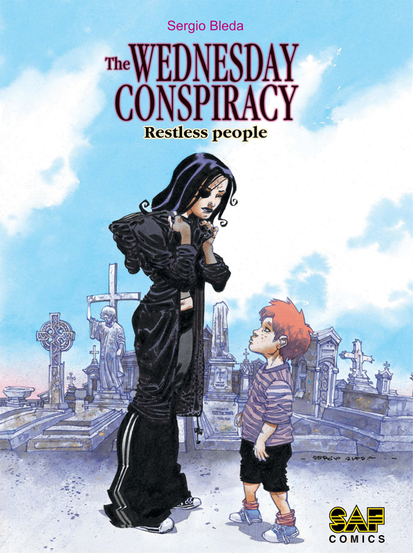 The Wednesday Conspiracy #1-3 (2019) Complete