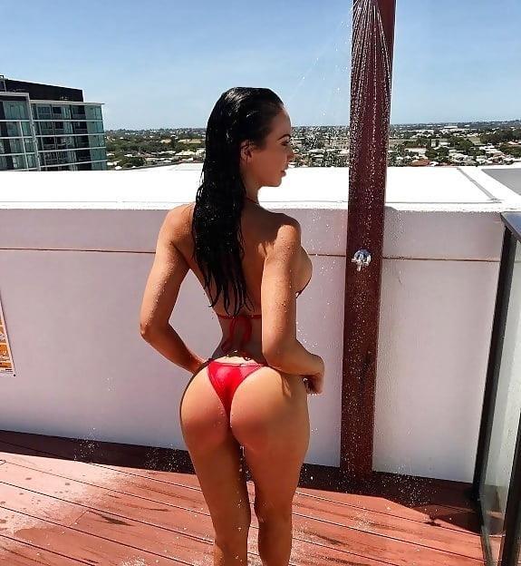 Big boobs in sexy bikini-6723