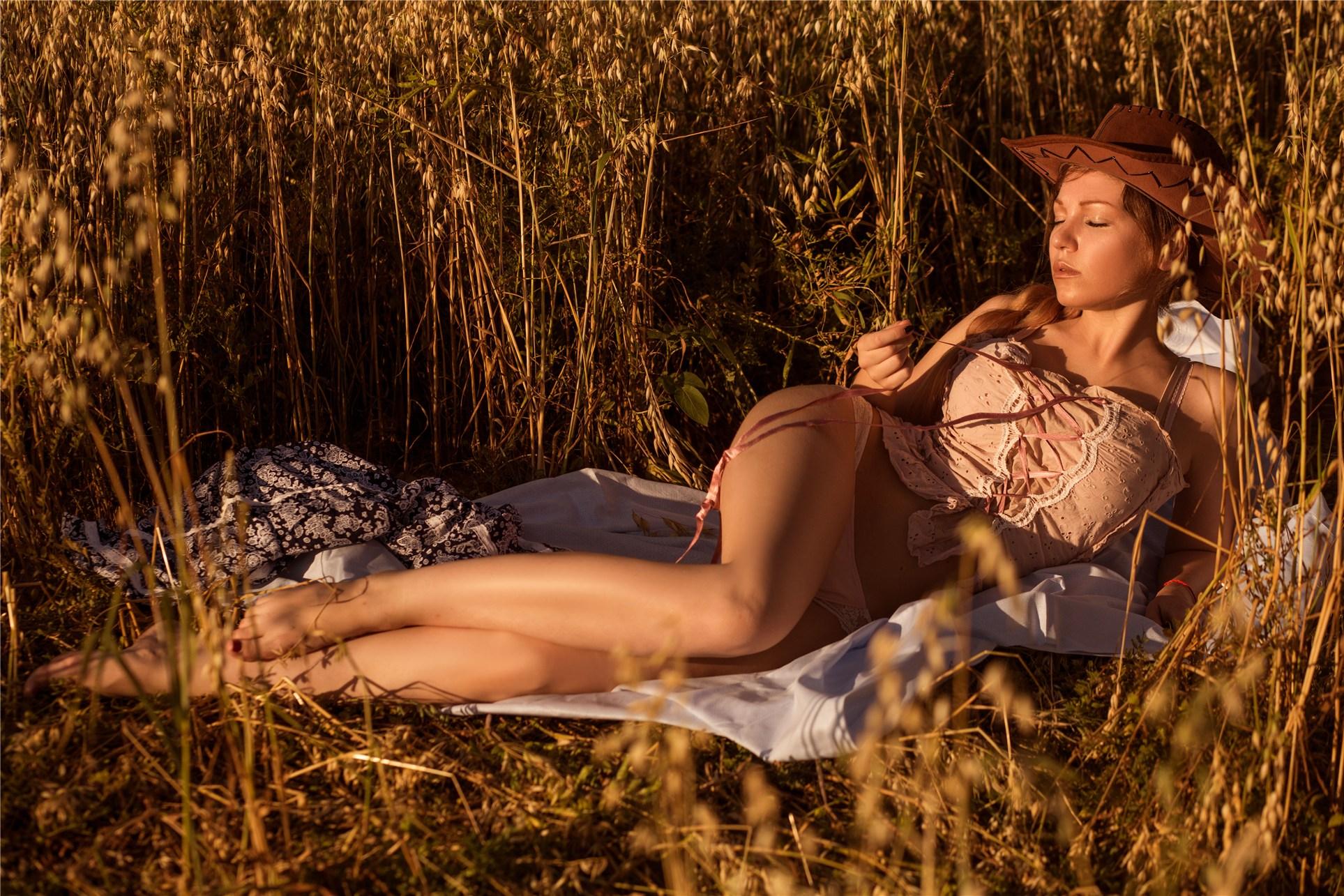 Мисс Марципанка / Tatiana Fedorishcheva by Nika Meln