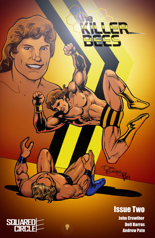 The Killer Bees #1-2 (2020)