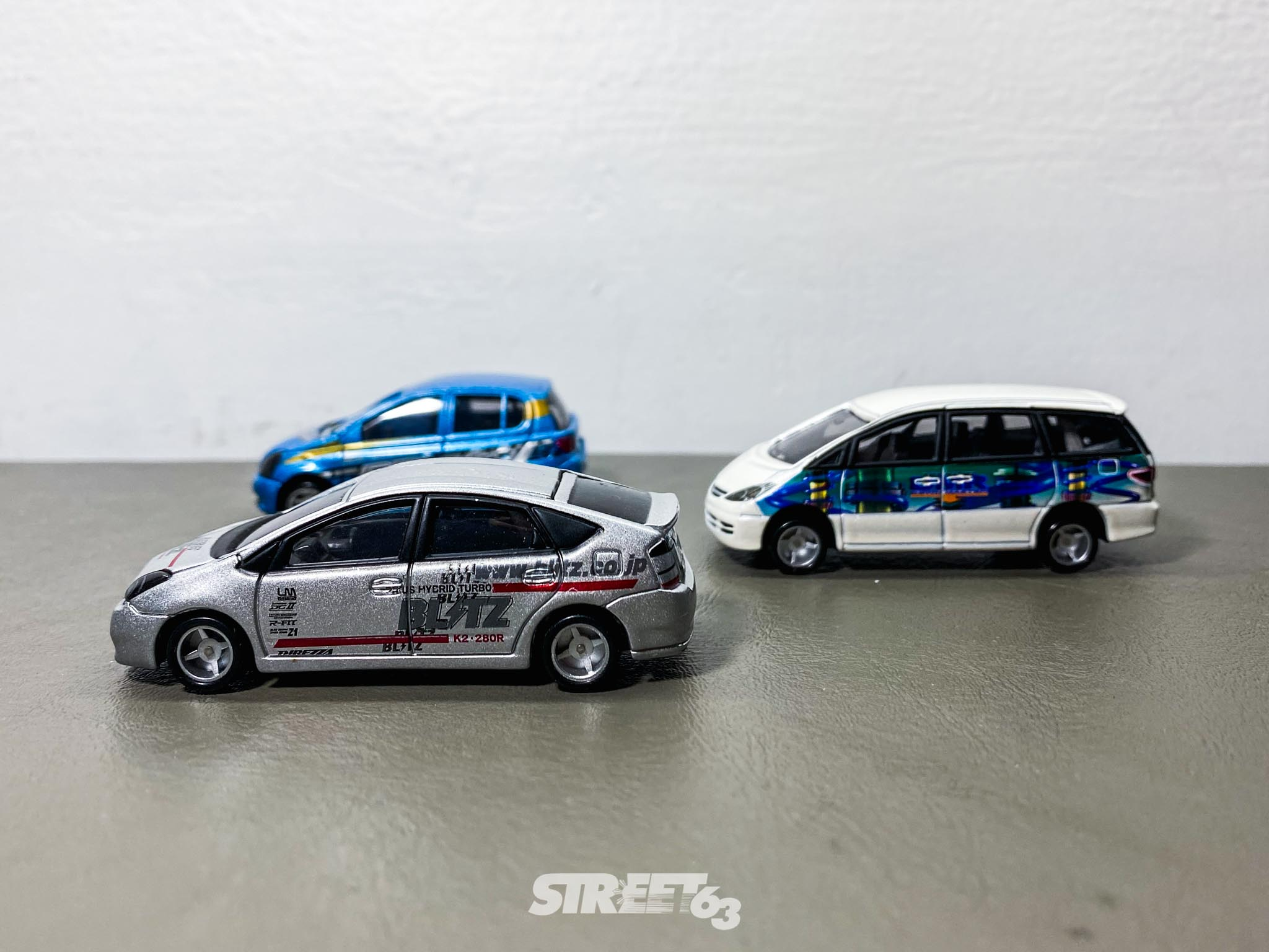Mini63: The Street63 Diecast Collection 27