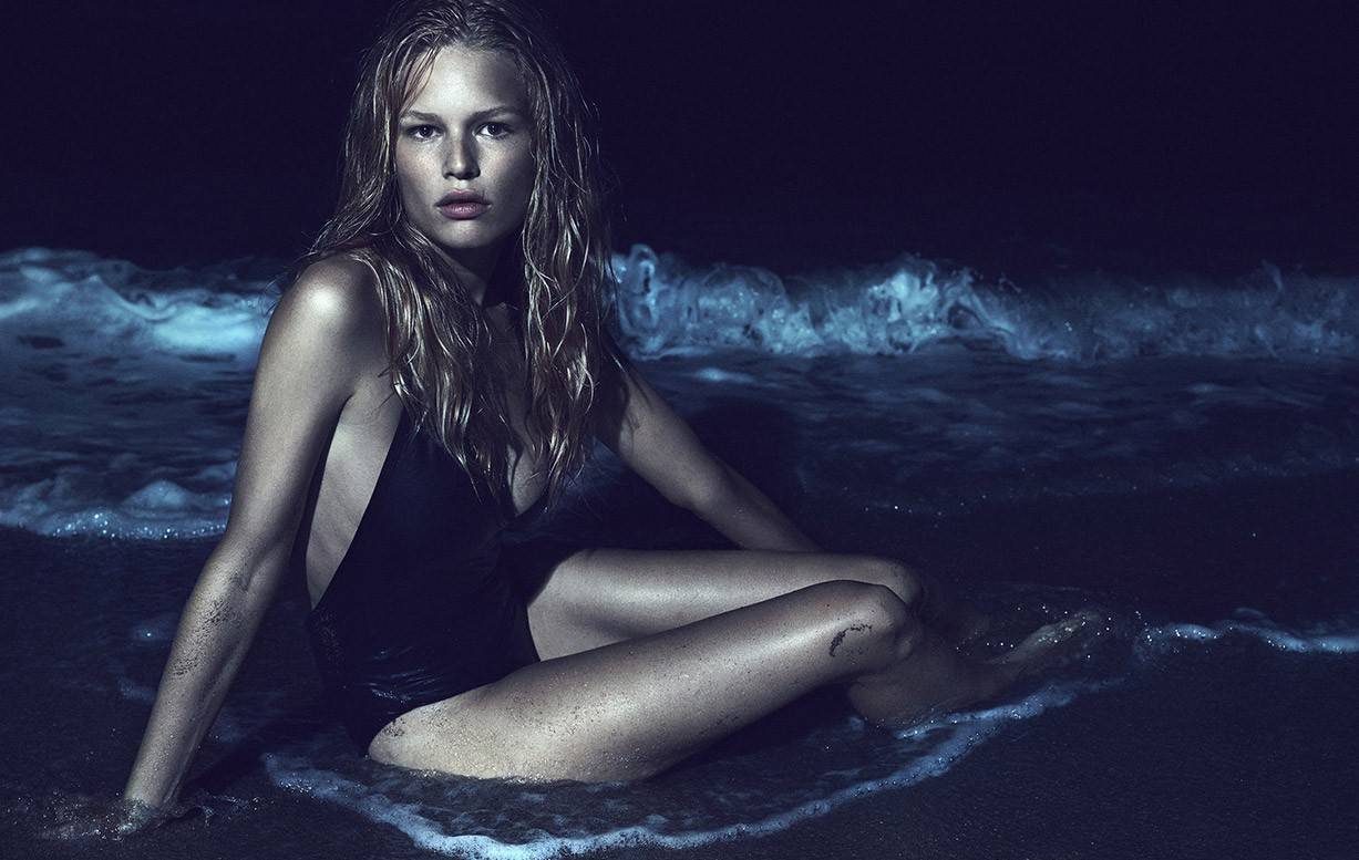 Anna Ewers by Matt Easton and Siobhan Roso - Costa Rica 2016