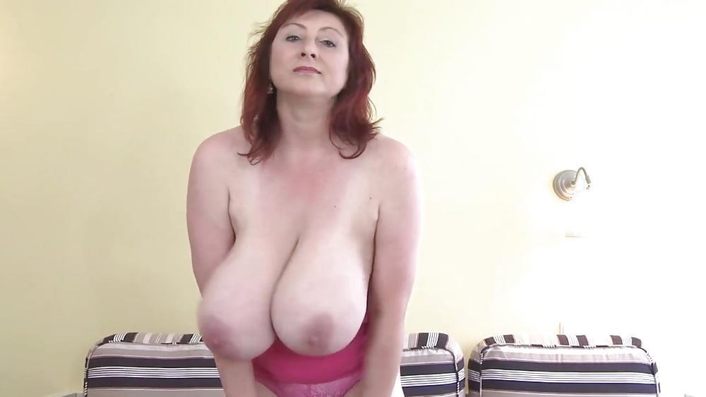 Huge boobs mature porn-1531