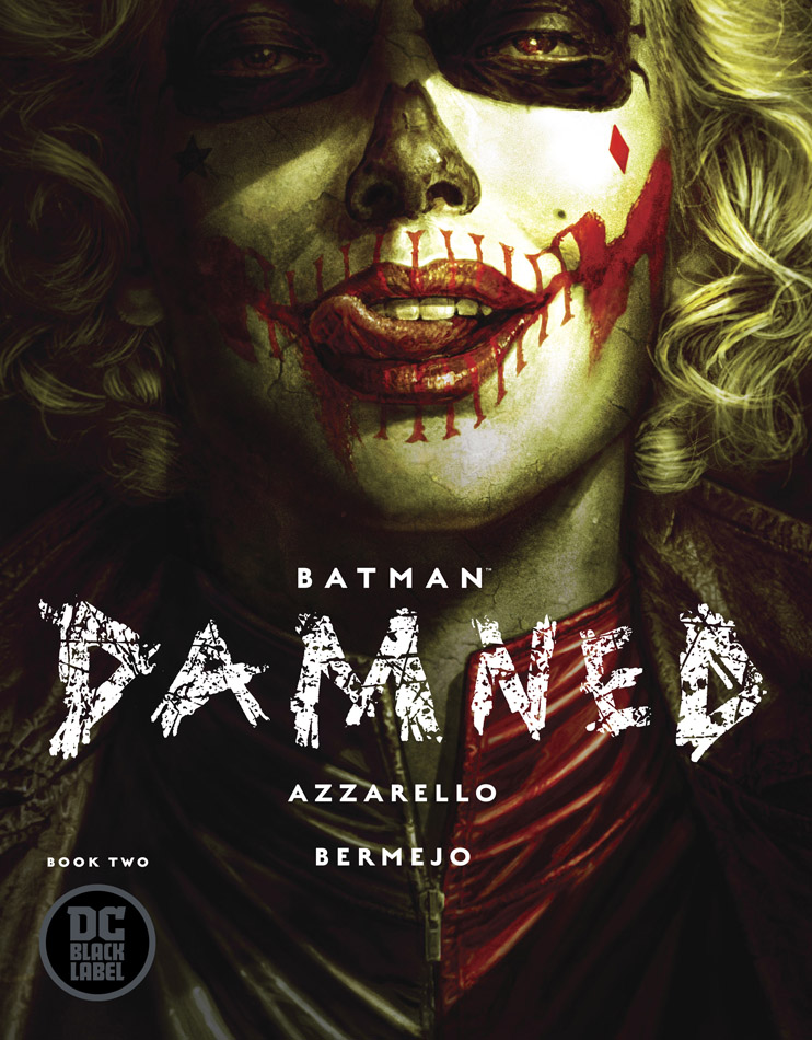 Batman - Damned #1-2 (2018)