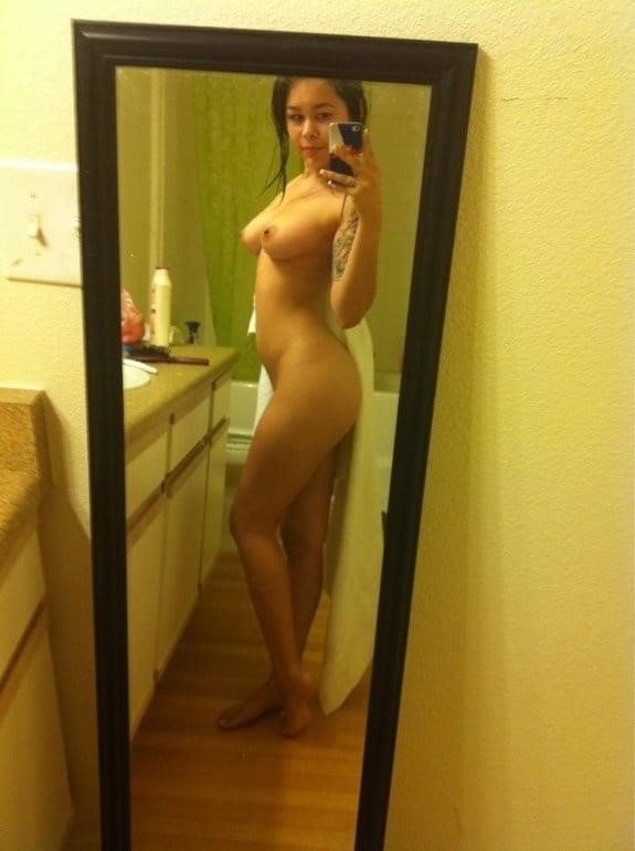 Hot nude asian selfies-9473
