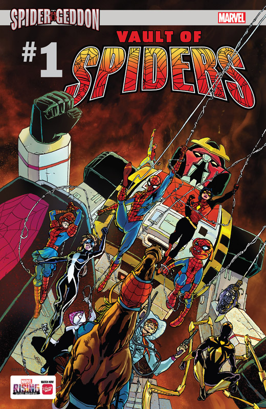 Vault of Spiders #1-2 (2018-2019) Complete