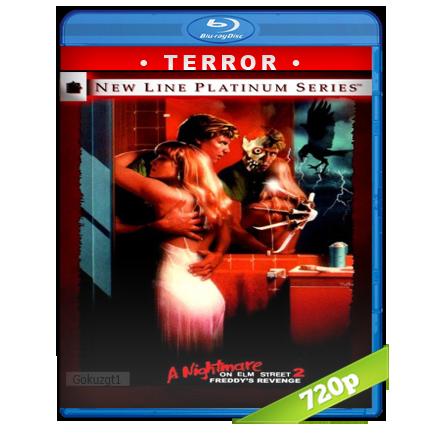 descargar Pesadilla En La Calle Del Infierno 2 [m720p][Trial Lat/Cas/Ing][Terror](1985) gratis