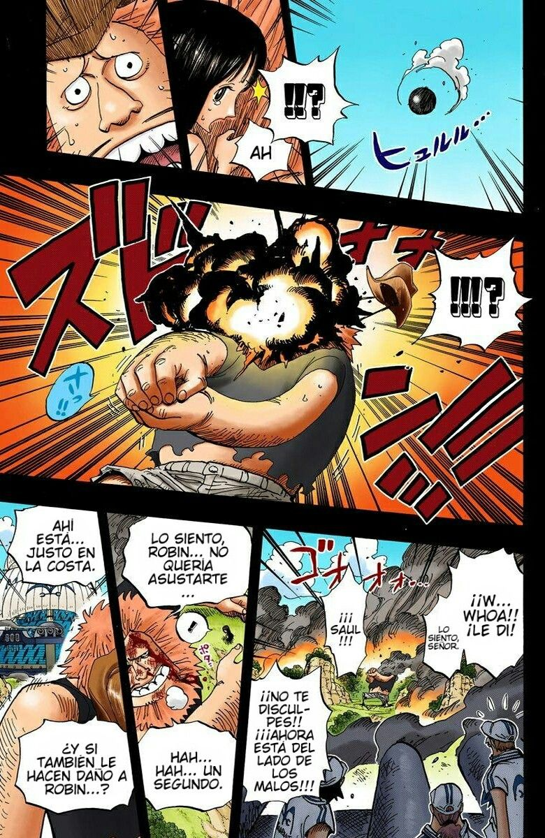 One Piece Manga 391-398 [Full Color] TLchkbvm_o