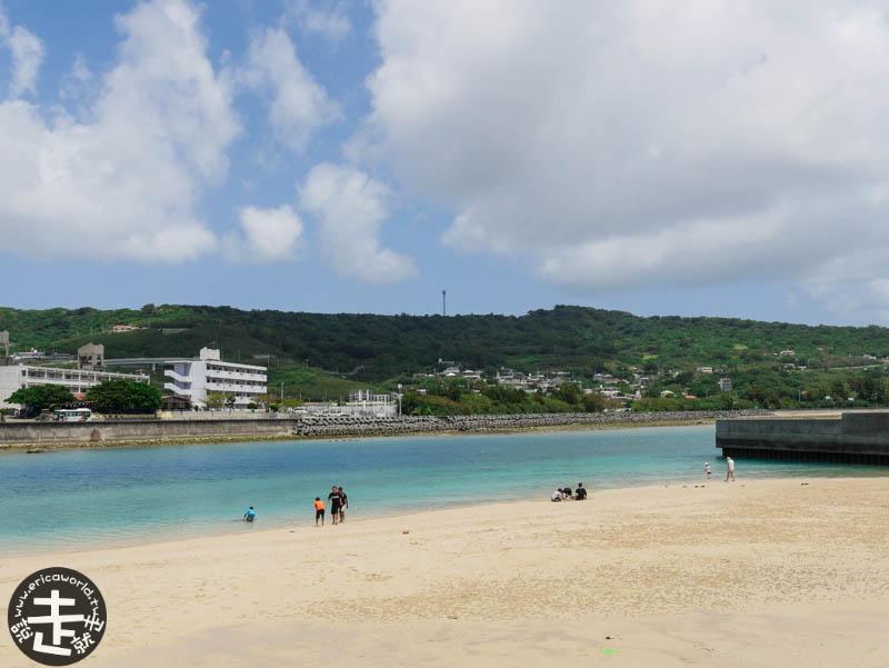 奧武島沙灘
