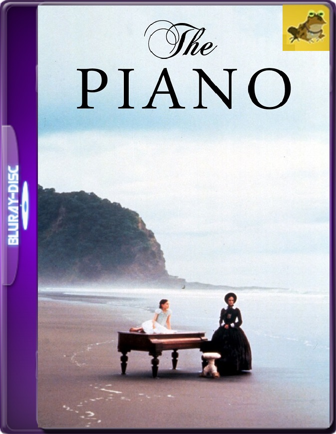 The Piano (1993) Brrip 1080p (60 FPS) Inglés Subtitulado