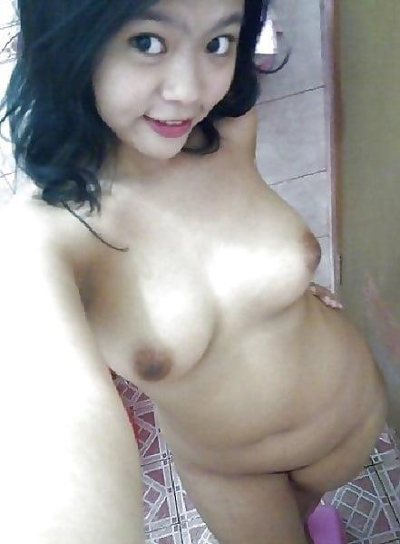 Naked asian girl selfies-3399