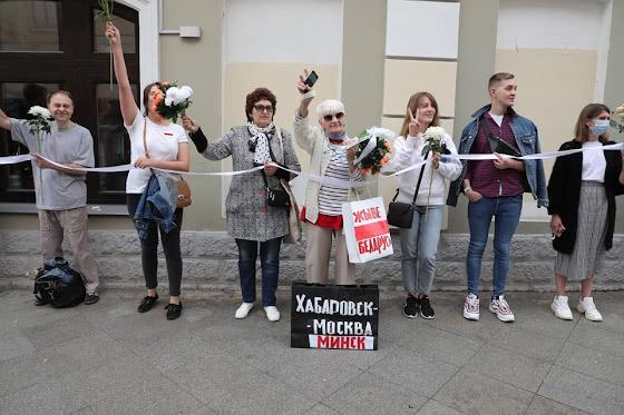 Хабаровск-Москва-Минск