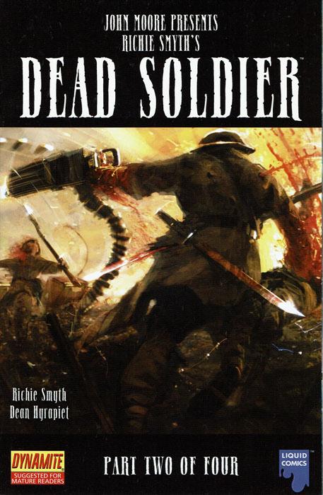 John Moore Presents - Dead Soldier 01-04 (2010) Complete