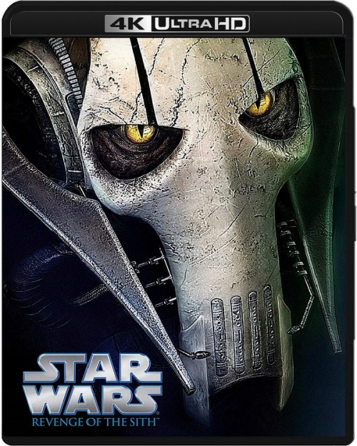 Gwiezdne wojny: Część III - Zemsta Sithów - Star Wars: Episode III - Revenge of the Sith (2005) [2160p.UHD.BDRemux.HEVC.TrueHD.7.1.Atmos.AC3-gix | Dubbing, Lektor i Napisy PL