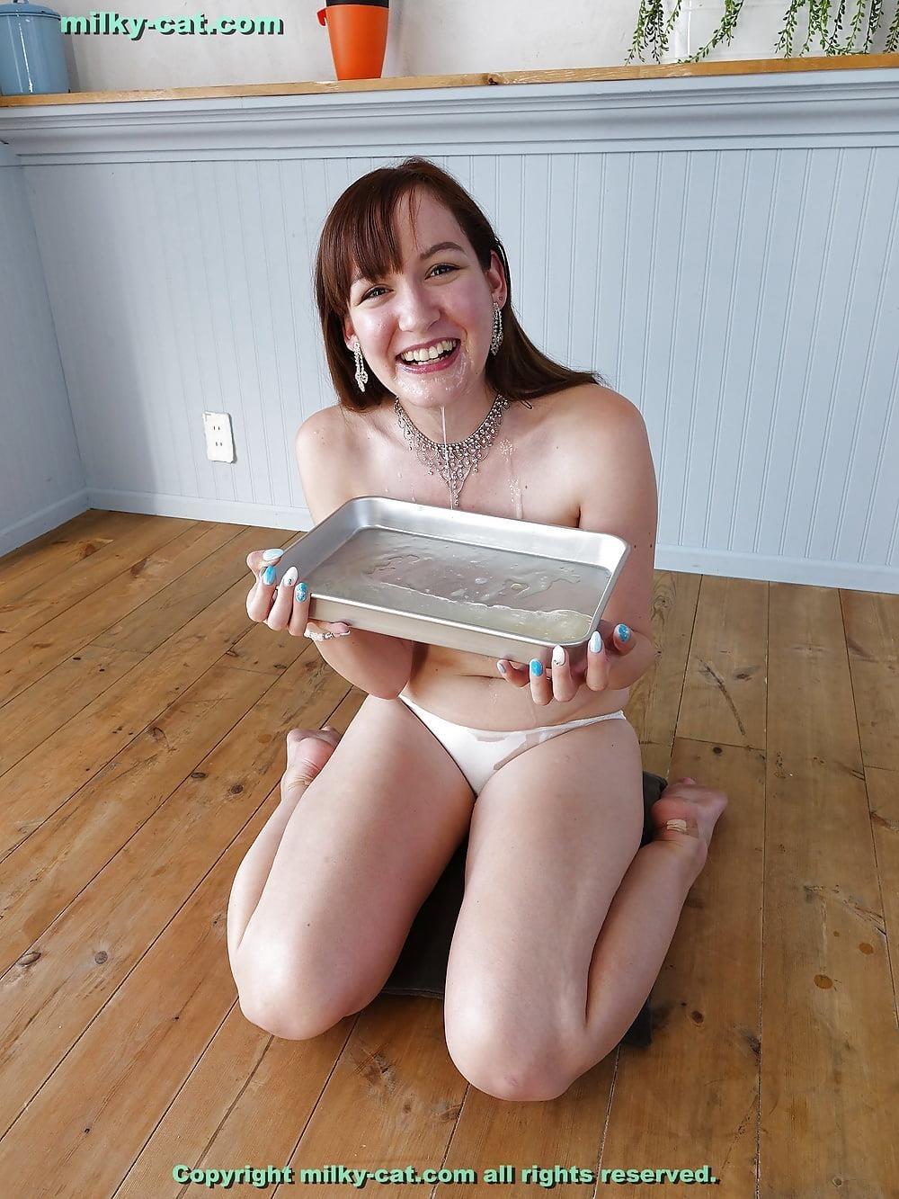 White girl bukkake-3747