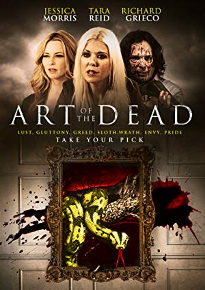 Art Of The Dead 2019 720p WEB DL X264 AC3 EVO